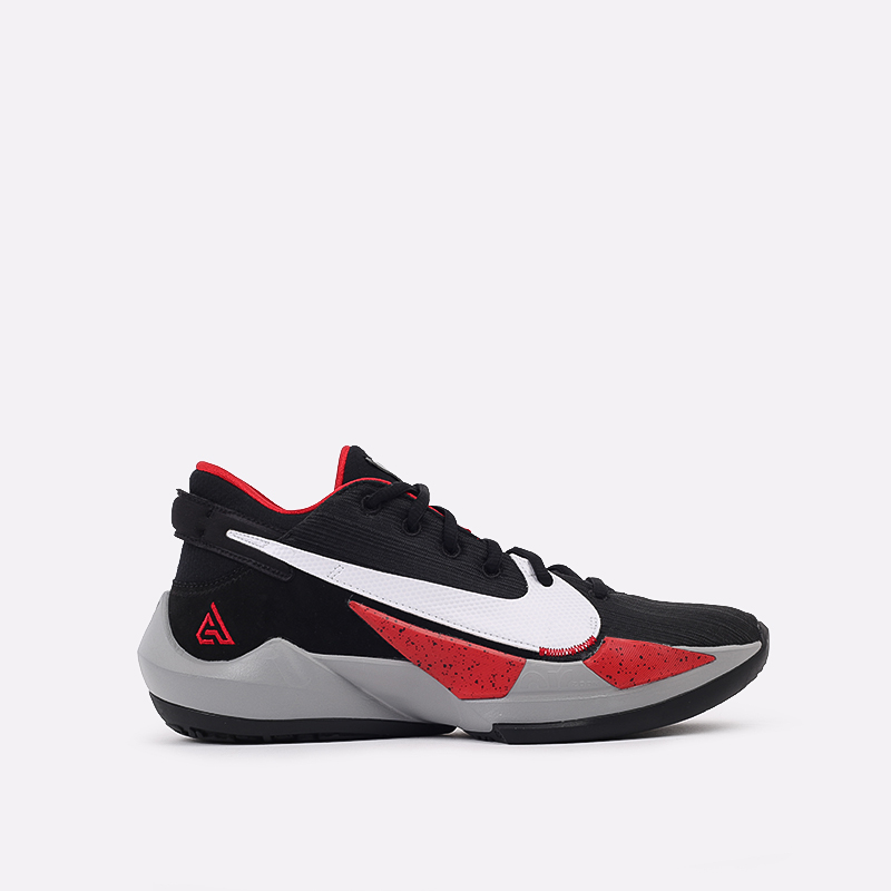 мужские чёрные  кроссовки nike zoom freak 2 CK5424-003 - цена, описание, фото 1
