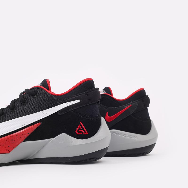 мужские чёрные  кроссовки nike zoom freak 2 CK5424-003 - цена, описание, фото 7