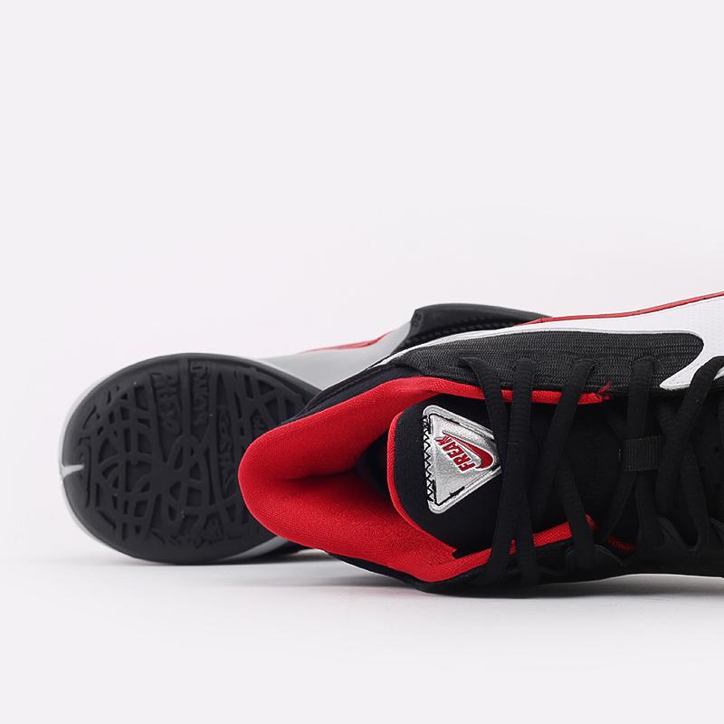 мужские чёрные  кроссовки nike zoom freak 2 CK5424-003 - цена, описание, фото 6