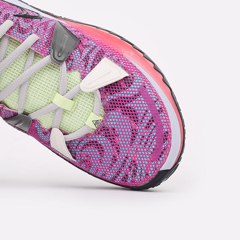 мужские разноцветные  кроссовки nike kyrie 7 DC0588-601 - цена, описание, фото 7