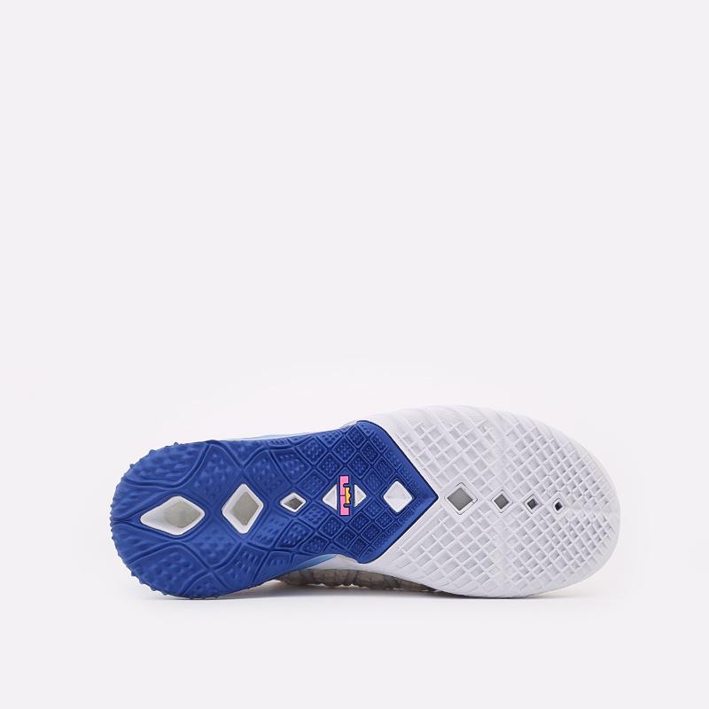 мужские бежевые  кроссовки nike lebron xviii DB8148-200 - цена, описание, фото 3
