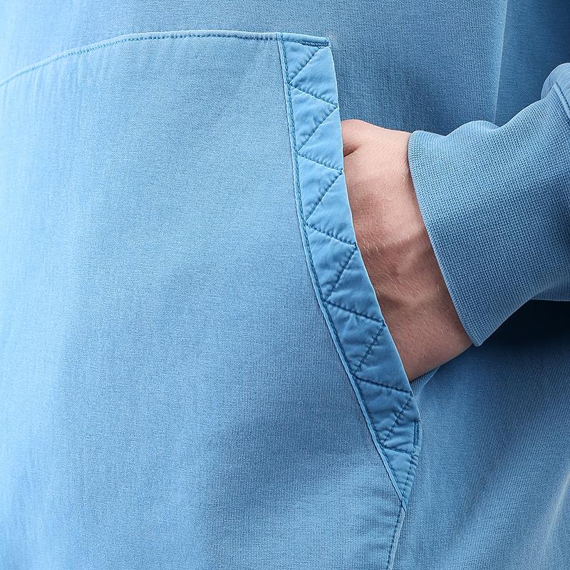 мужскую голубую  толстовка jordan 23 engineered hoodie CK9036-446 - цена, описание, фото 4