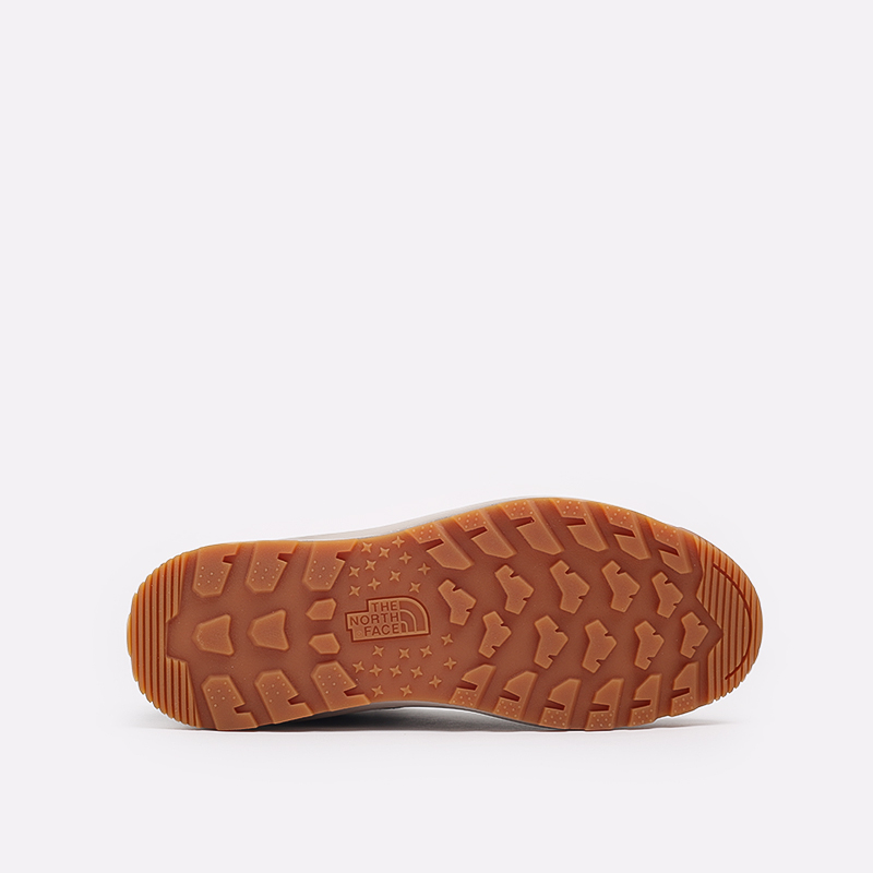 мужские бордовые  ботинки the north face back-to-berkeley mid wp TA4AZETG7 - цена, описание, фото 3