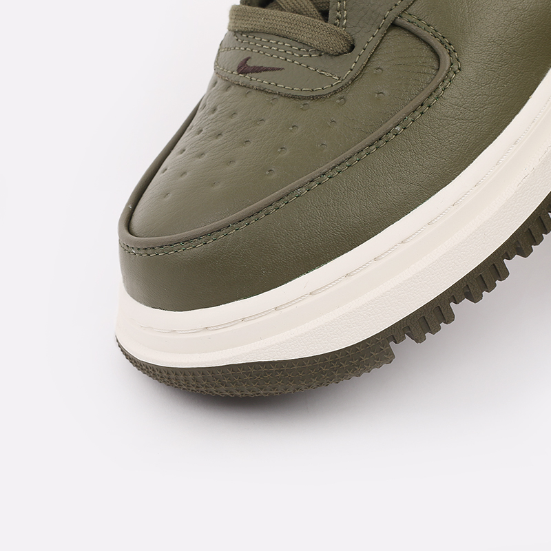 мужские зелёные  кроссовки nike air force 1 gtx boot CT2815-201 - цена, описание, фото 6