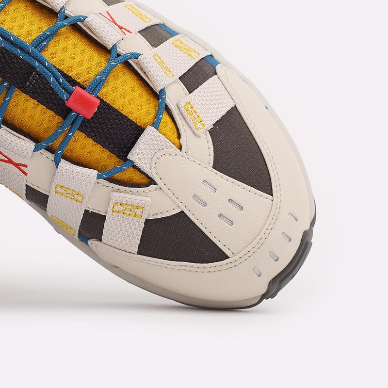 мужские разноцветные  кроссовки nike air max vistascape CQ7740-100 - цена, описание, фото 9