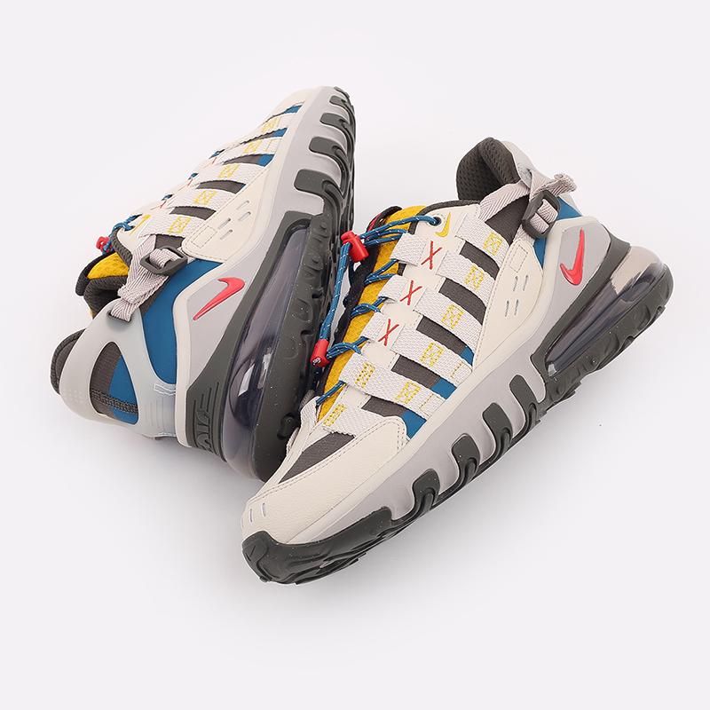мужские разноцветные  кроссовки nike air max vistascape CQ7740-100 - цена, описание, фото 5