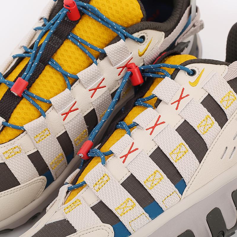 мужские разноцветные  кроссовки nike air max vistascape CQ7740-100 - цена, описание, фото 6