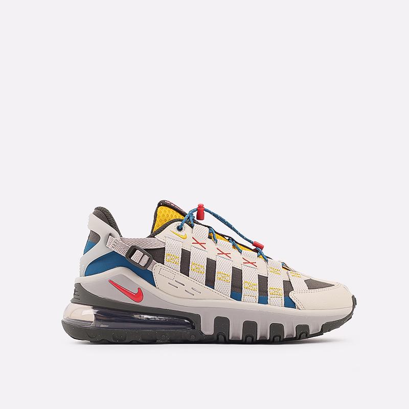 мужские разноцветные  кроссовки nike air max vistascape CQ7740-100 - цена, описание, фото 1