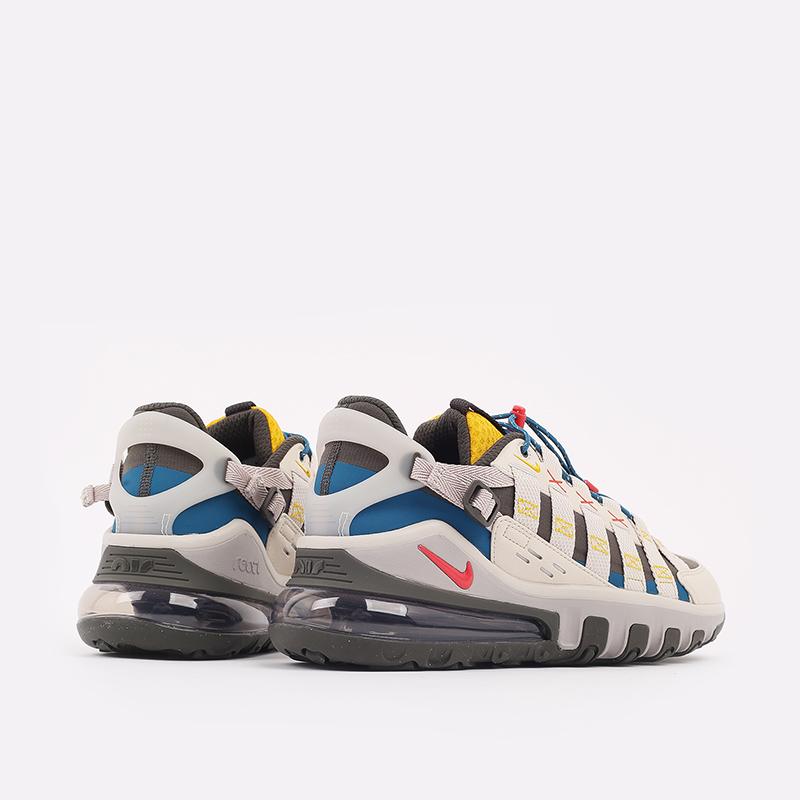 мужские разноцветные  кроссовки nike air max vistascape CQ7740-100 - цена, описание, фото 4