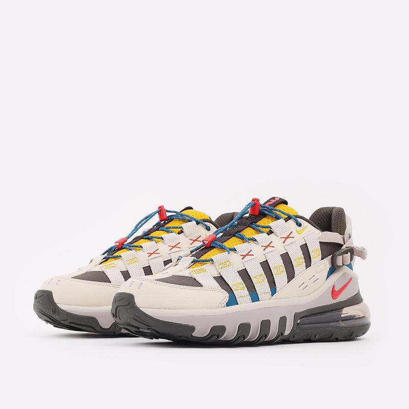 мужские разноцветные  кроссовки nike air max vistascape CQ7740-100 - цена, описание, фото 2