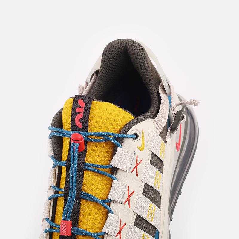 мужские разноцветные  кроссовки nike air max vistascape CQ7740-100 - цена, описание, фото 8