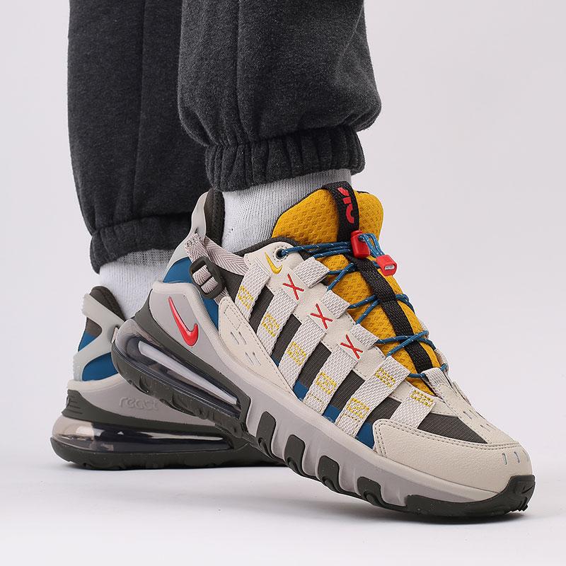 мужские разноцветные  кроссовки nike air max vistascape CQ7740-100 - цена, описание, фото 10
