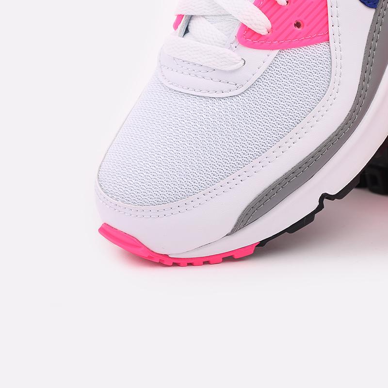 женские белые  кроссовки nike air max 90 iii CT1887-100 - цена, описание, фото 6