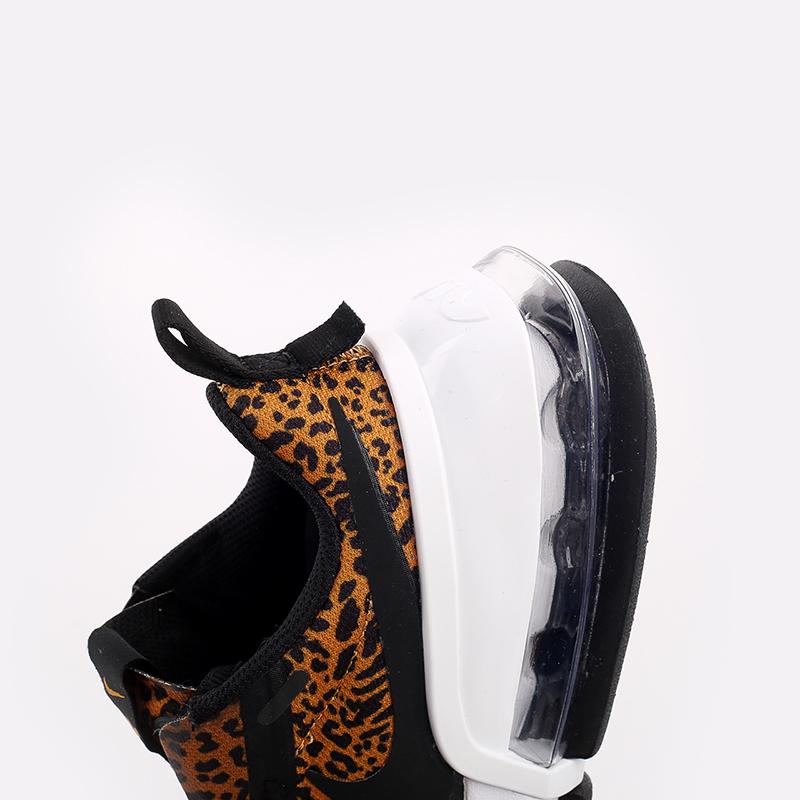 женские чёрные, оранжевые  кроссовки nike wmns air max up DC9206-700 - цена, описание, фото 8
