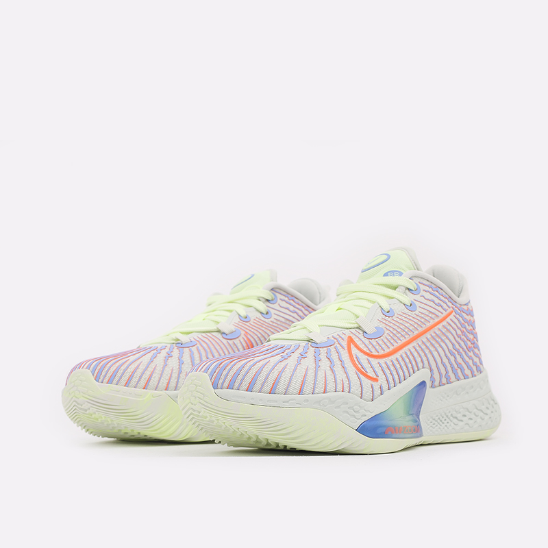 мужские разноцветные  кроссовки nike air zoom bb nxt CK5707-002 - цена, описание, фото 2
