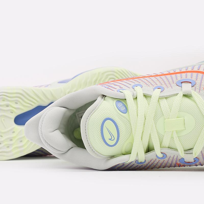 мужские разноцветные  кроссовки nike air zoom bb nxt CK5707-002 - цена, описание, фото 5
