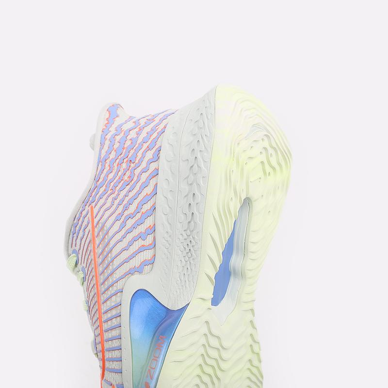 мужские разноцветные  кроссовки nike air zoom bb nxt CK5707-002 - цена, описание, фото 7
