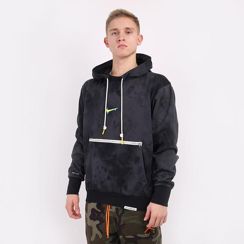 мужскую серую  толстовка nike peace love basketball hoodie CU3617-010 - цена, описание, фото 1