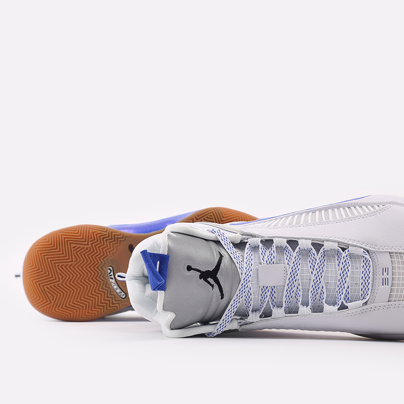 мужские белые  кроссовки jordan xxxv sh CZ5657-100 - цена, описание, фото 6