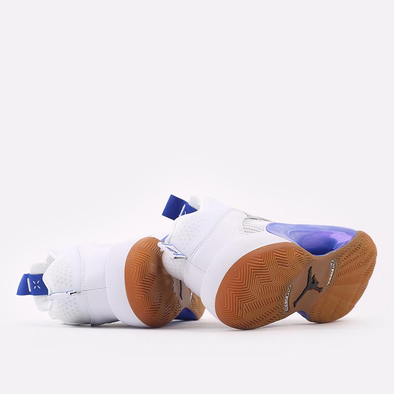 мужские белые  кроссовки jordan xxxv sh CZ5657-100 - цена, описание, фото 4