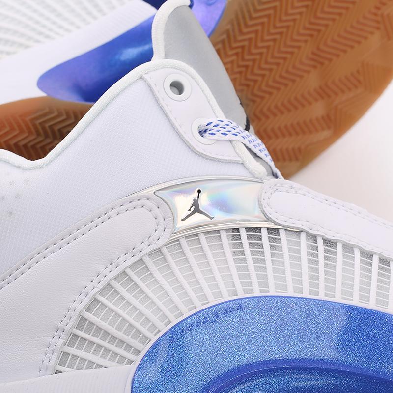 мужские белые  кроссовки jordan xxxv sh CZ5657-100 - цена, описание, фото 8