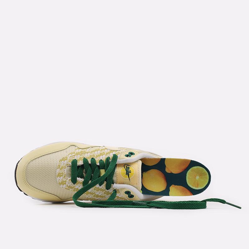 жёлтые  кроссовки nike air max 1 prm CJ0609-700 - цена, описание, фото 8