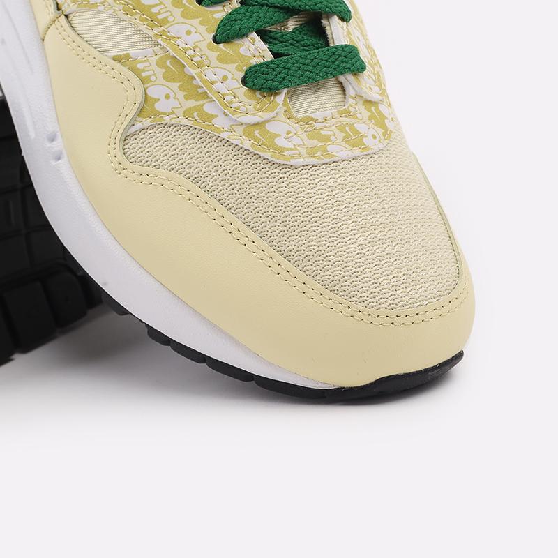 жёлтые  кроссовки nike air max 1 prm CJ0609-700 - цена, описание, фото 5