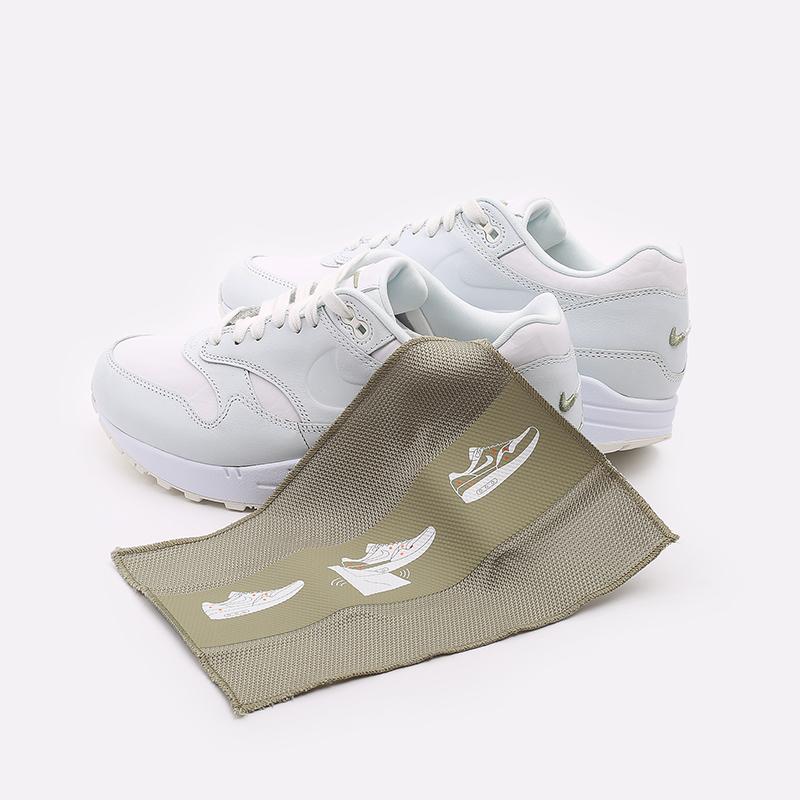 мужские белые  кроссовки nike air max 1 DH5493-100 - цена, описание, фото 10