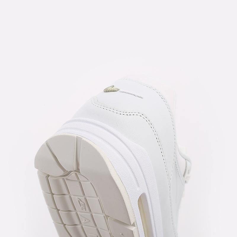 мужские белые  кроссовки nike air max 1 DH5493-100 - цена, описание, фото 8