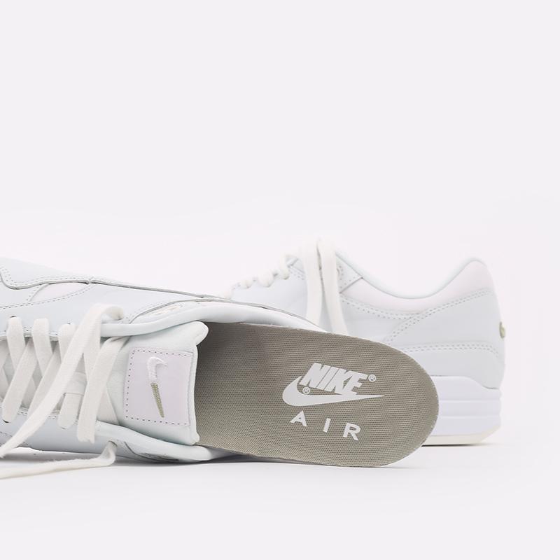 мужские белые  кроссовки nike air max 1 DH5493-100 - цена, описание, фото 7