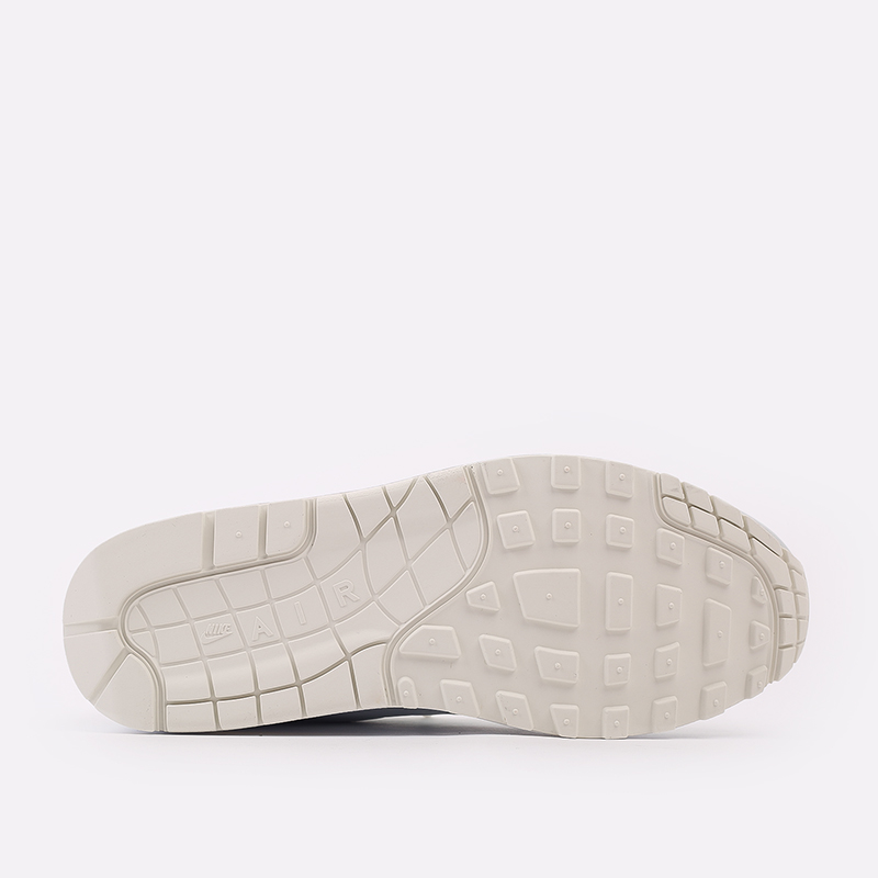 мужские белые  кроссовки nike air max 1 DH5493-100 - цена, описание, фото 3