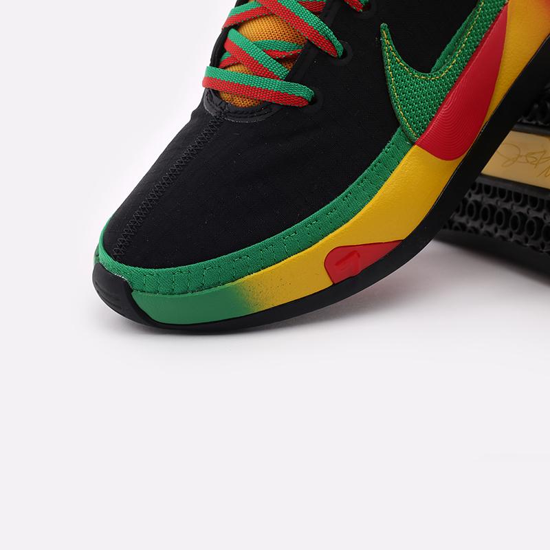 мужские чёрные  кроссовки nike kd13 DC0010-001 - цена, описание, фото 6