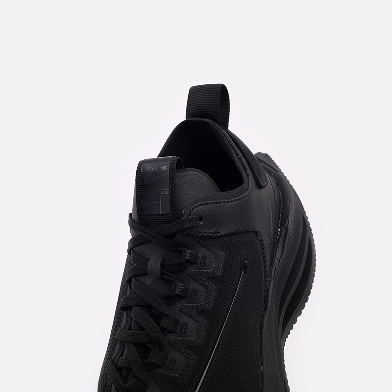 женские чёрные  кроссовки nike wmns zoom  double stacked CZ2909-001 - цена, описание, фото 4