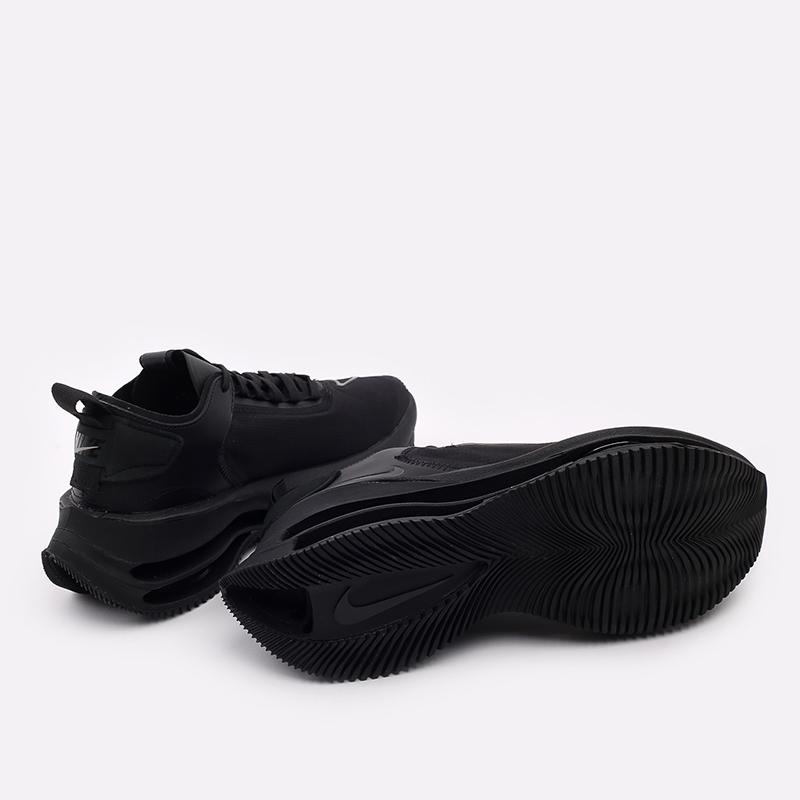 женские чёрные  кроссовки nike wmns zoom  double stacked CZ2909-001 - цена, описание, фото 3