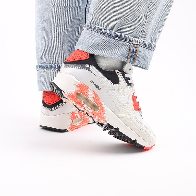 белые  кроссовки nike air max iii prm DC7856-100 - цена, описание, фото 9