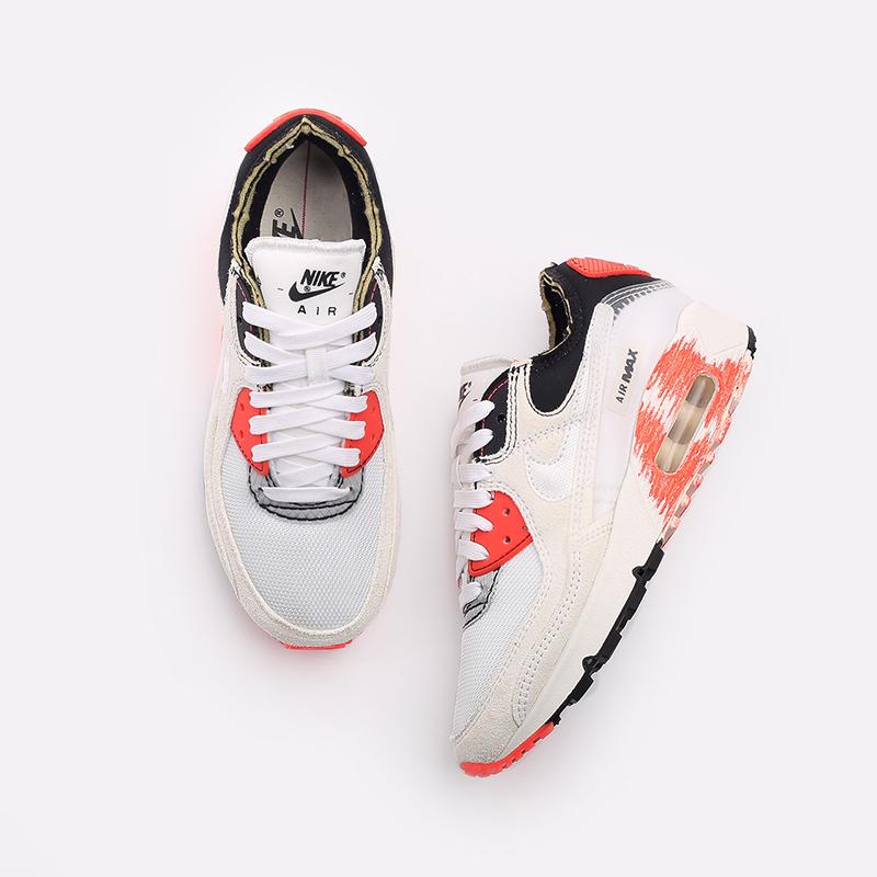 белые  кроссовки nike air max iii prm DC7856-100 - цена, описание, фото 6