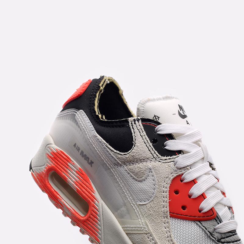 белые  кроссовки nike air max iii prm DC7856-100 - цена, описание, фото 7