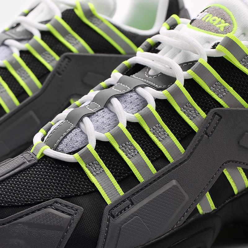 серые  кроссовки nike ndstrkt air max 95 CZ3591-002 - цена, описание, фото 7