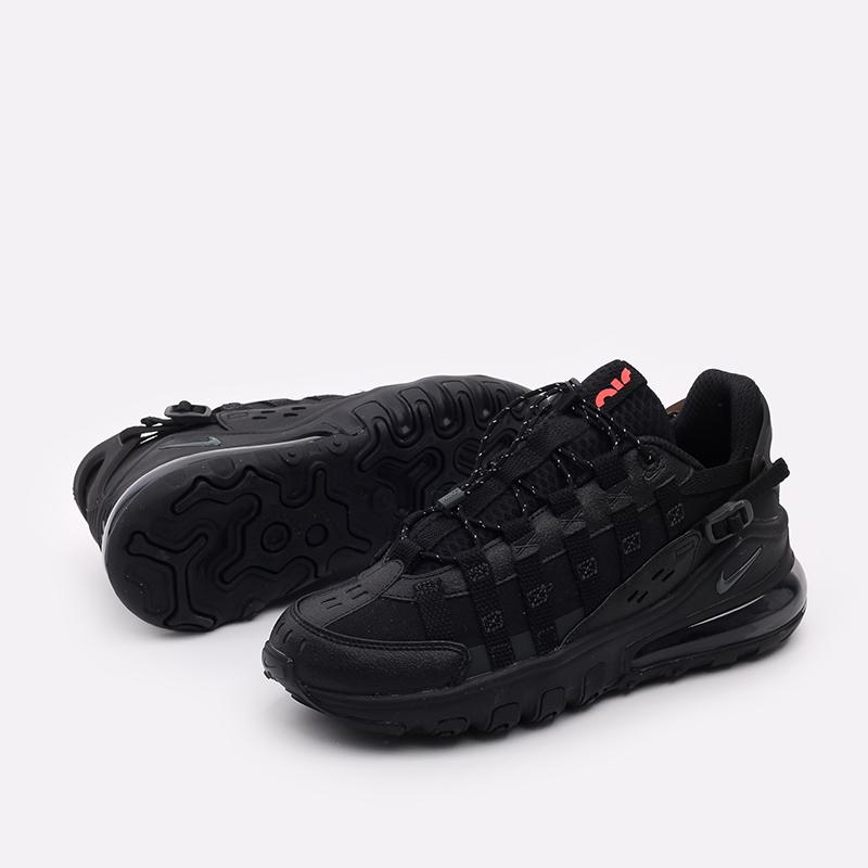 чёрные  кроссовки nike air max vistascape CQ7740-001 - цена, описание, фото 4