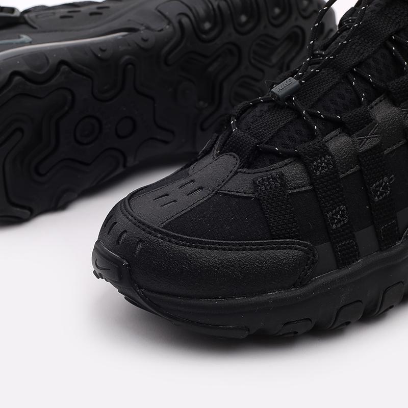 чёрные  кроссовки nike air max vistascape CQ7740-001 - цена, описание, фото 5