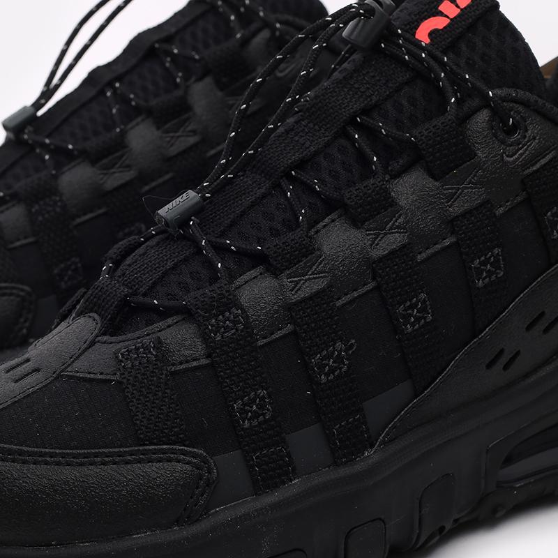 чёрные  кроссовки nike air max vistascape CQ7740-001 - цена, описание, фото 6