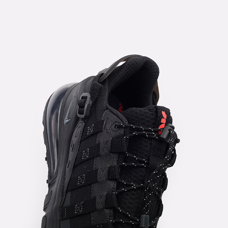 чёрные  кроссовки nike air max vistascape CQ7740-001 - цена, описание, фото 7