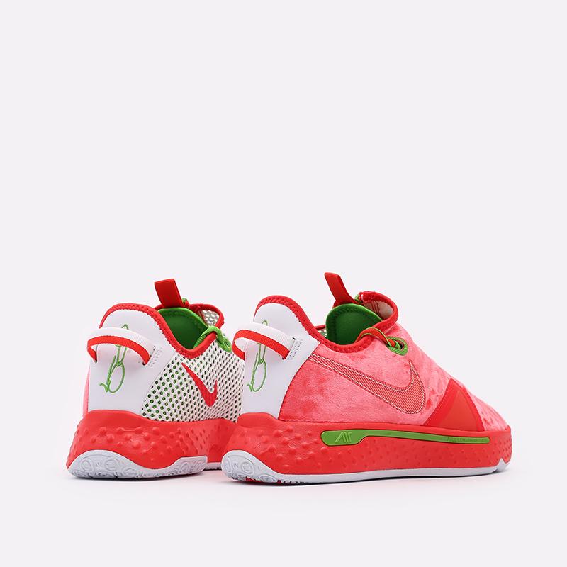 мужские красные  кроссовки nike pg 4 CD5079-602 - цена, описание, фото 4