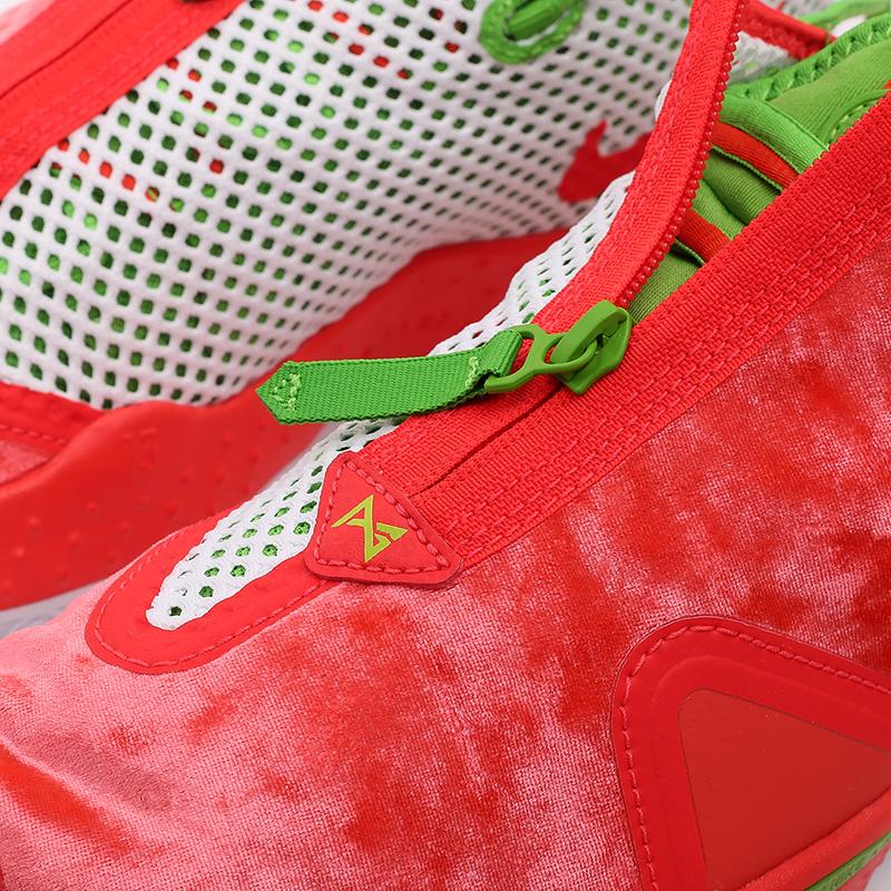 мужские красные  кроссовки nike pg 4 CD5079-602 - цена, описание, фото 6