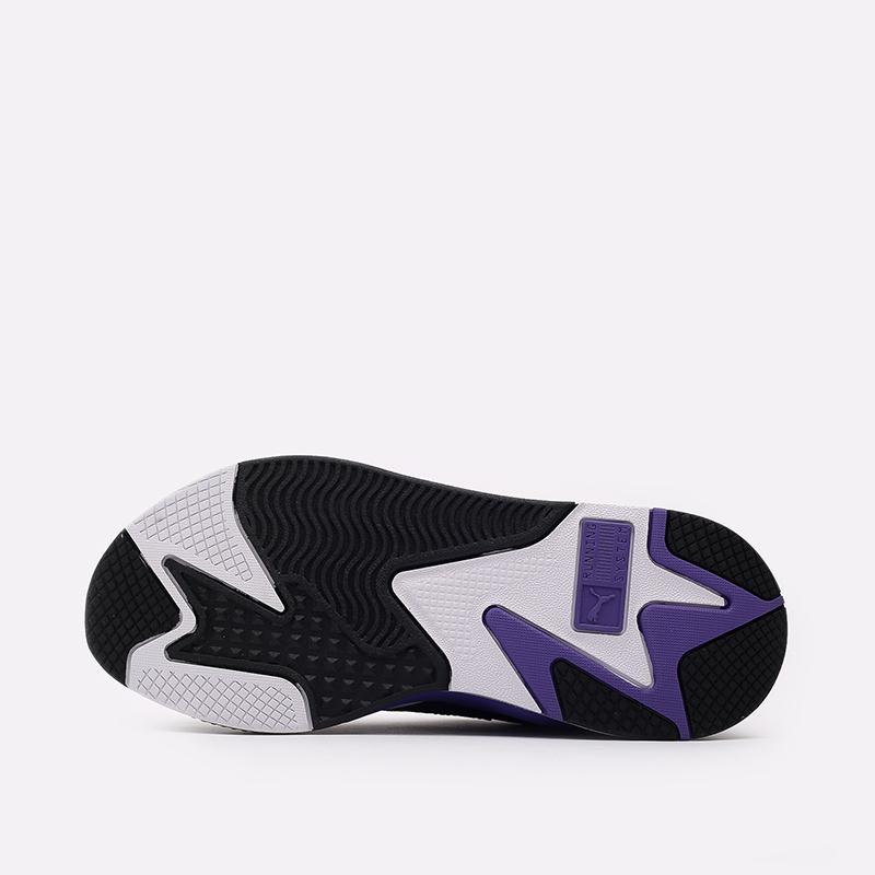 мужские чёрные  кроссовки puma rs-x3 neo fade 37337701 - цена, описание, фото 4