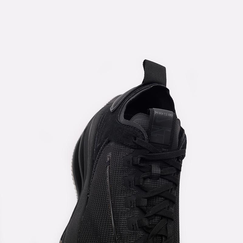 женские чёрные  кроссовки nike wmns zoom double stacked CV8474-002 - цена, описание, фото 5