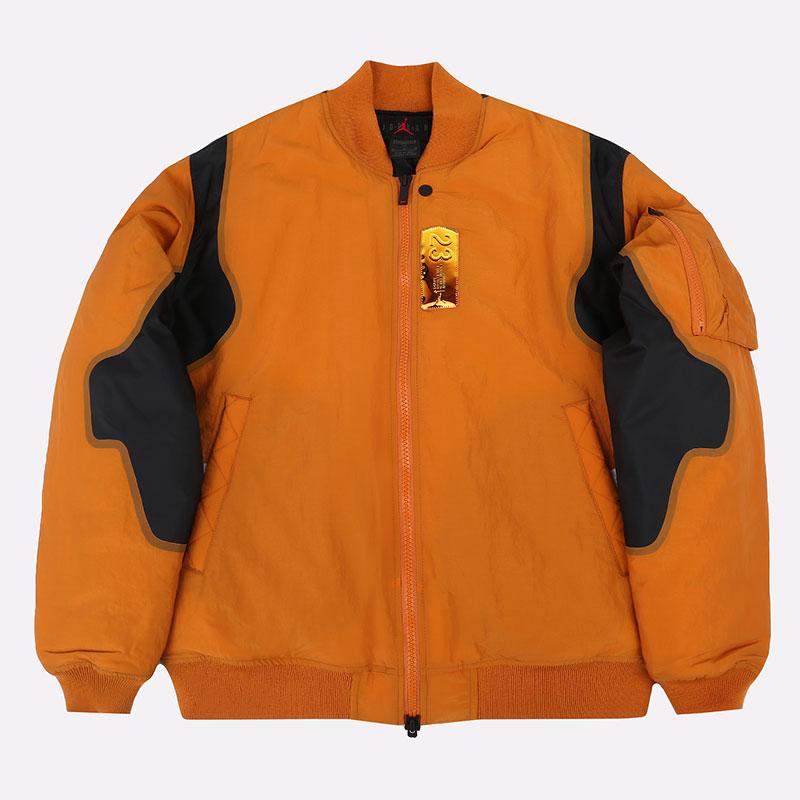 мужскую оранжевую  куртку jordan 23 engineered jacket CV2786-875 - цена, описание, фото 1
