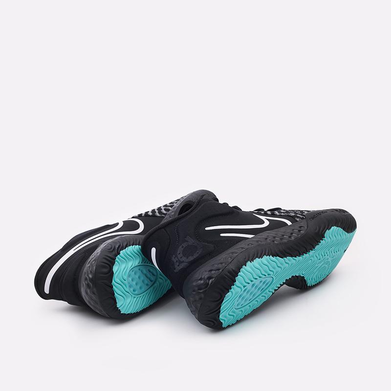 мужские чёрные  кроссовки nike kd trey 5 viii CK2090-003 - цена, описание, фото 3