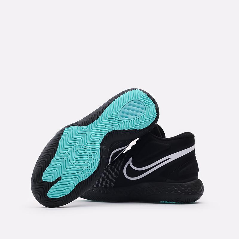 мужские чёрные  кроссовки nike kd trey 5 viii CK2090-003 - цена, описание, фото 5