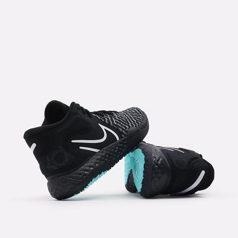 мужские чёрные  кроссовки nike kd trey 5 viii CK2090-003 - цена, описание, фото 6